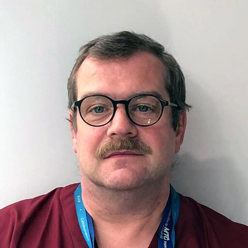 Dr Ivan Dillon