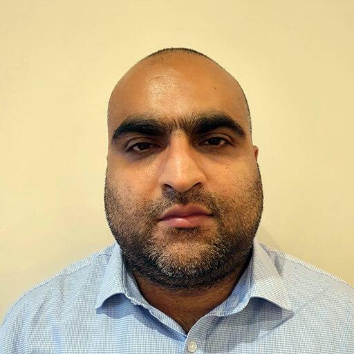 Dr Rajan Saini